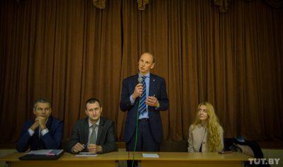 20 октября прошло общественное слушание по вопросу застройки Зелёного Луга.