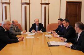 17 января 2017 года в Постоянной комиссии Палаты представителей по законодательству состоялась встреча депутатов с представителями бизнеса