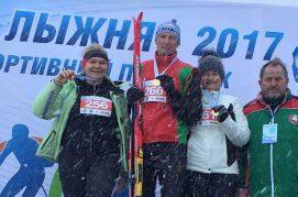 Депутаты парламента приняли участие в Минской лыжне