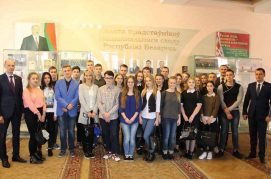 Студенты юридического факультета частного института управления и предпринимательства посетили Палату представителей Национального собрания Республики Беларусь