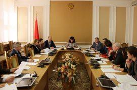 28 марта 2019 года состоялось заседание Постоянной комиссии Палаты представителей по законодательству