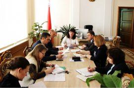 9 апреля 2019 года состоялось заседание Постоянной комиссии Палаты представителей по законодательству.