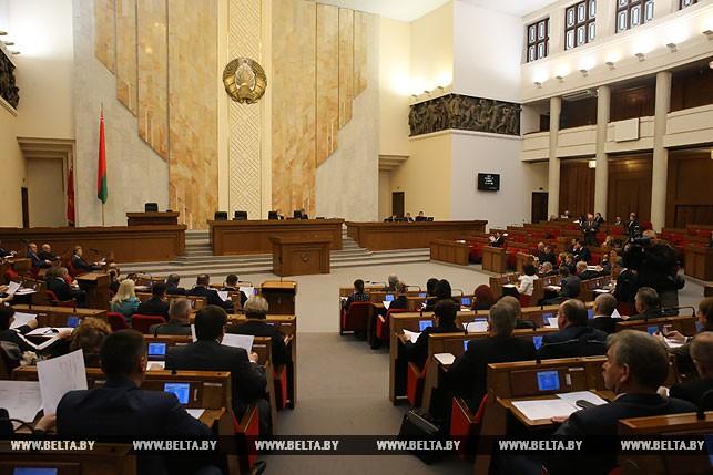 Первый рабочий день депутатов нового созыва, или Как они собирались на сессию Политика 8
