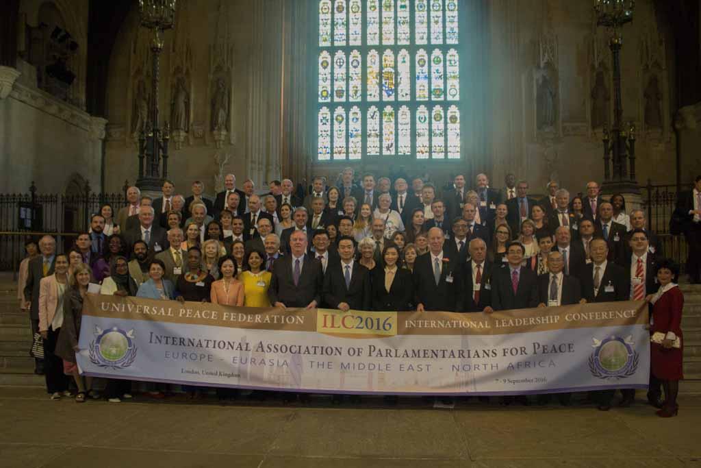 В парламенте Великобритании прошла международная миротворческая конференция 1