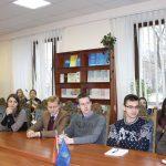 Собрание Молодёжного блока Белорусского фонда мира при Белорусском государственном университете.6