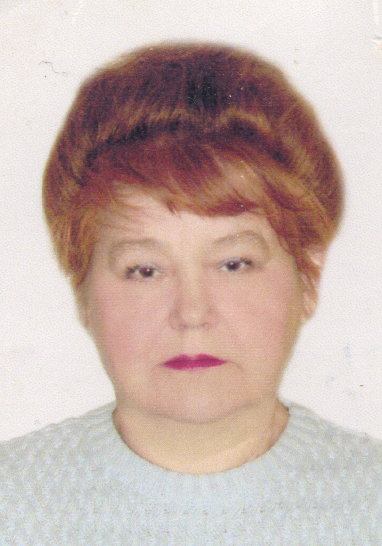 Боцян Мария Александровна
