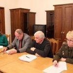 15 декабря 2016 года состоялось заседание рабочей группы по разработке проекта Закона Республики Беларусь «О паралимпийском спорте» под руководством заместителя председателя Постоянной комиссии Палаты представителей по законодательству Мисько М.В. 3