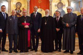 Главы основных религиозных конфессий Беларуси вошли в состав правления Белорусского фонда мира