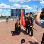 Молодое поколение защитников Отечества получили путёвку в жизнь. 7