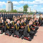 Молодое поколение защитников Отечества получили путёвку в жизнь. 6