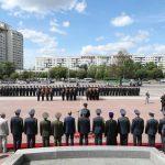 Молодое поколение защитников Отечества получили путёвку в жизнь. 11