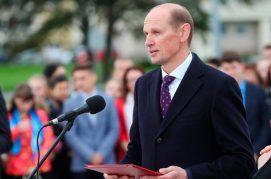 Митинг посвященный Международному дню мира прошел в Минске