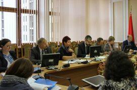 7 сентября 2017 года в Постоянной комиссии Палаты представителей по законодательству состоялось заседание рабочей группы по подготовке ко второму чтению проекта Закона Республики Беларусь «О нормативных правовых актах Республики Беларусь».