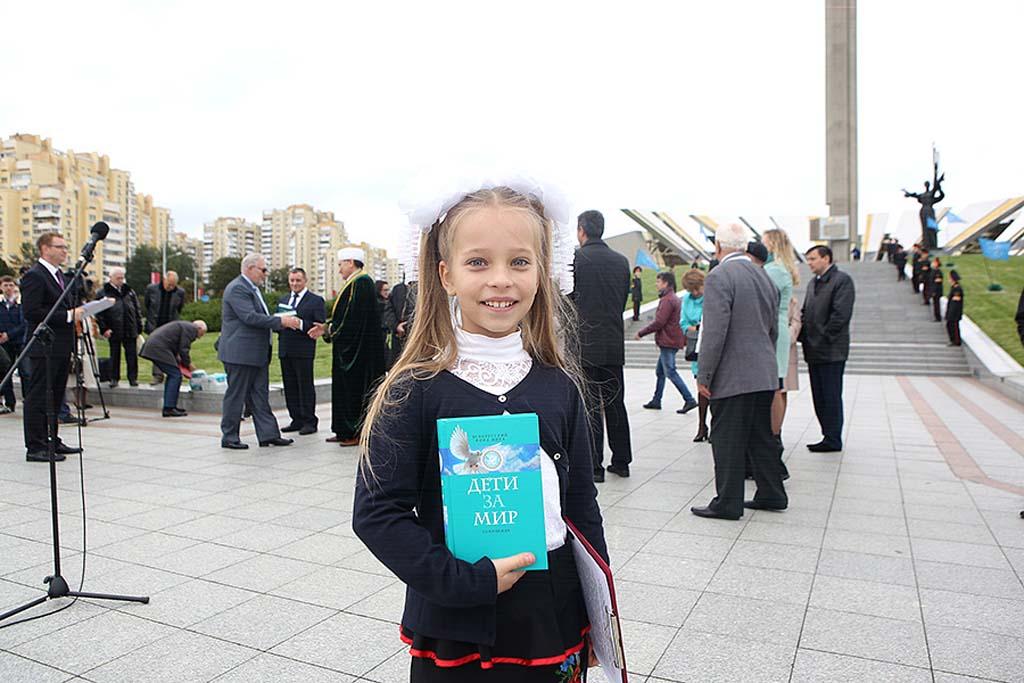 Митинг посвященный Международному дню мира прошел в Минске 6