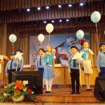 Почётной грамотой Национального собрания Республики Беларусь награждён председатель Гомельского областного отделения общественного объединения «Белорусский фонд мира» 2