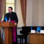 Республиканская конференция «Роль религий в сохранении мира» 3