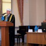 Республиканская конференция «Роль религий в сохранении мира» 6