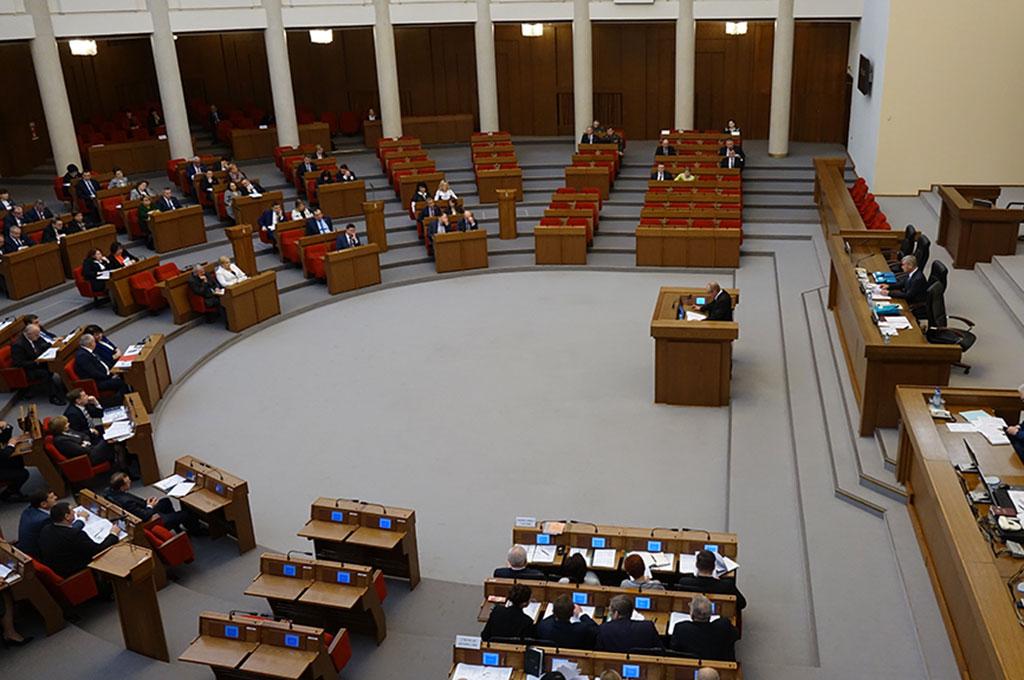 Начала работу четвертая сессия Палаты представителей Национального собрания Республики Беларусь шестого созыва 2