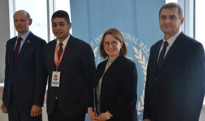 Моделирование ООН